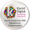 promoteX Kornitdruck 4C Avalanche 1000
